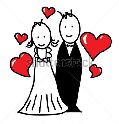 Happy Married Couple Clipart (75+).
