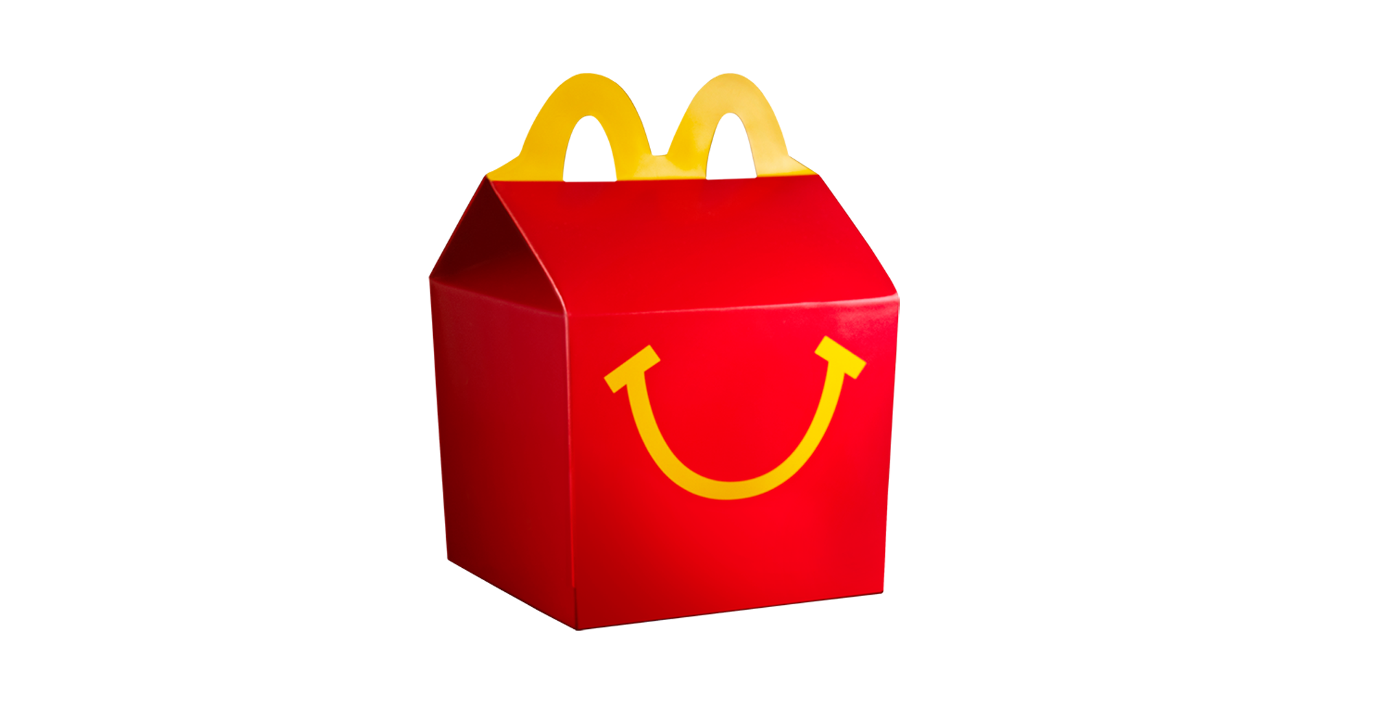 McDonalds New Happy Meal.