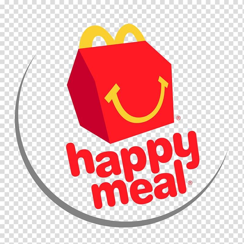 Mcdonald's happy meal box art, French fries Hamburger Happy Meal.
