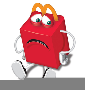 Mcdonalds Happy Meal Clipart.