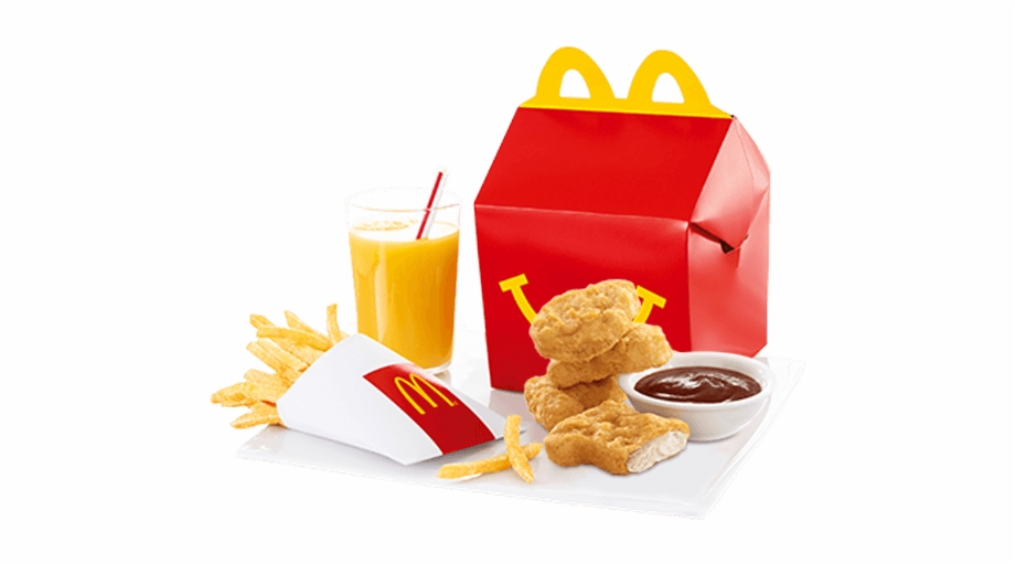 Happy Meal® Mcnuggets® 4 Pieces.