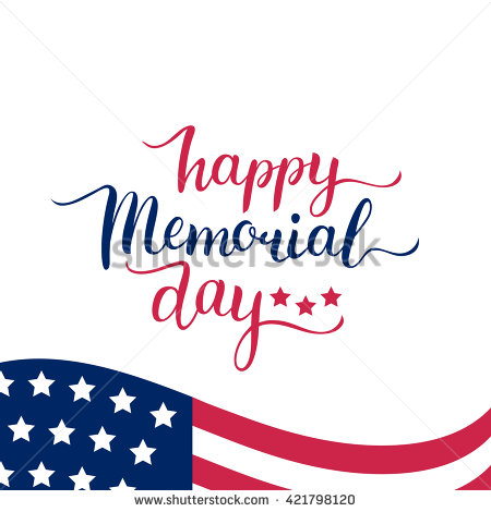 Download Happy Memorial Day Clipart Black And White 13