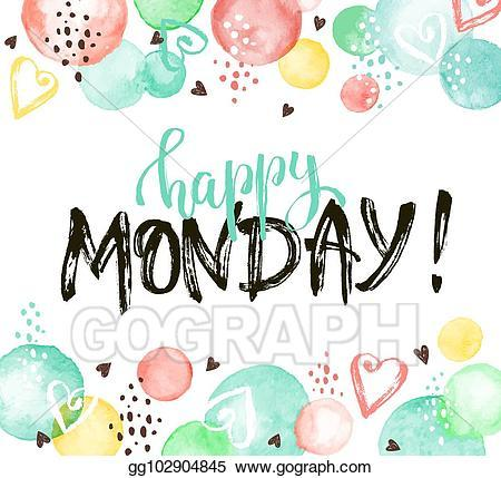 Happy monday clipart 5 » Clipart Portal.