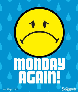 Free Happy Monday Clipart.