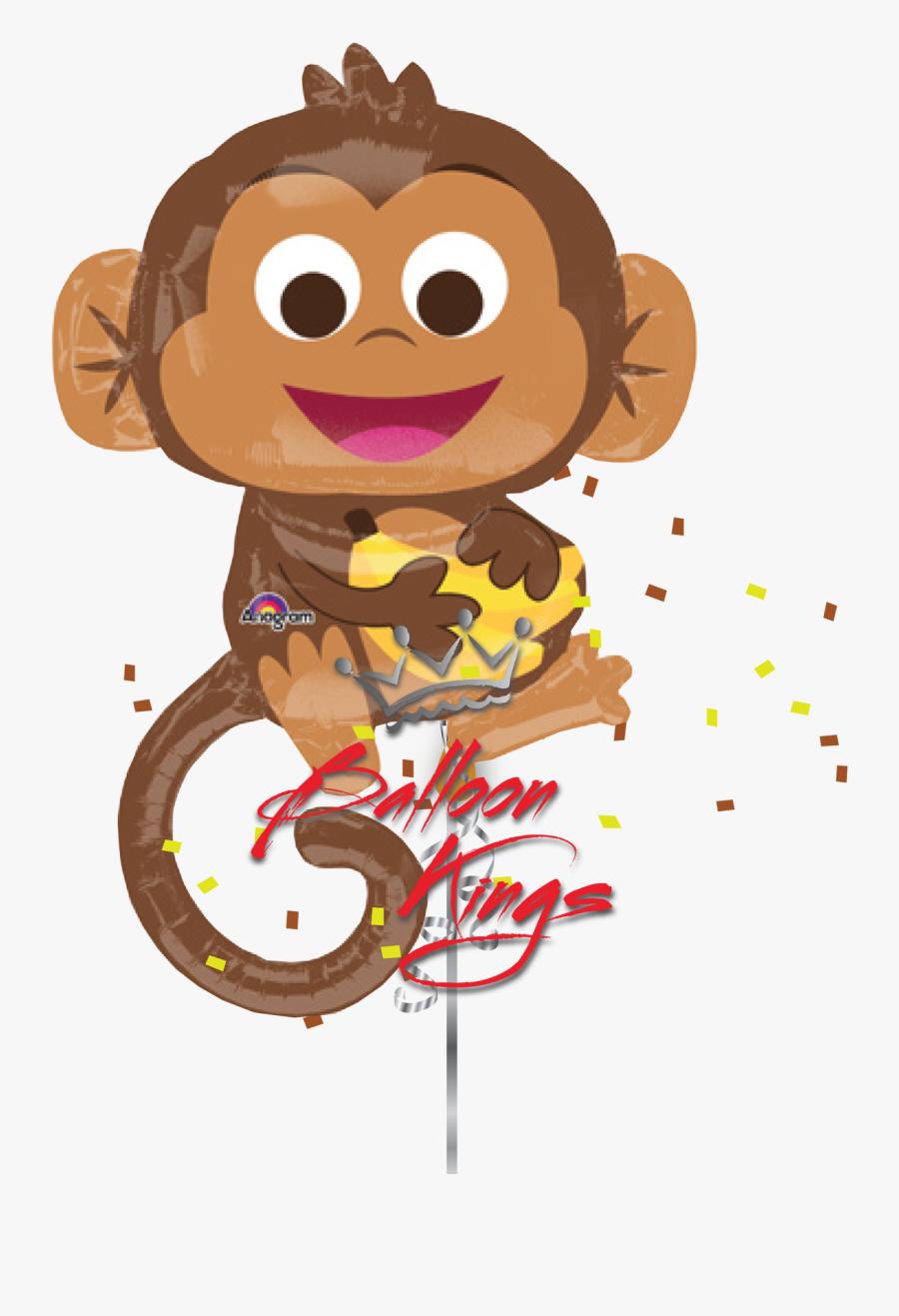 Happy Monkey.