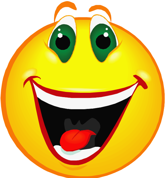Feeling Happy Clipart.