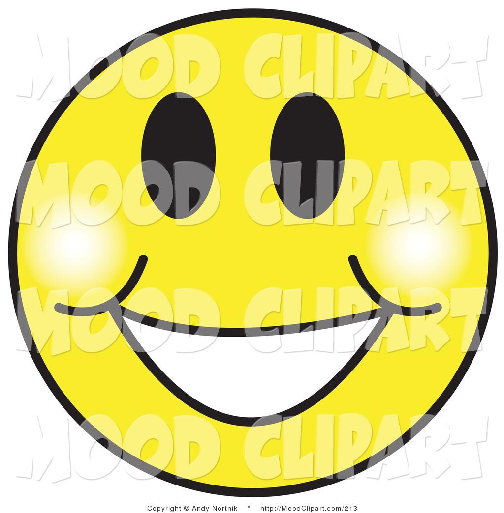 Happy mood clipart.