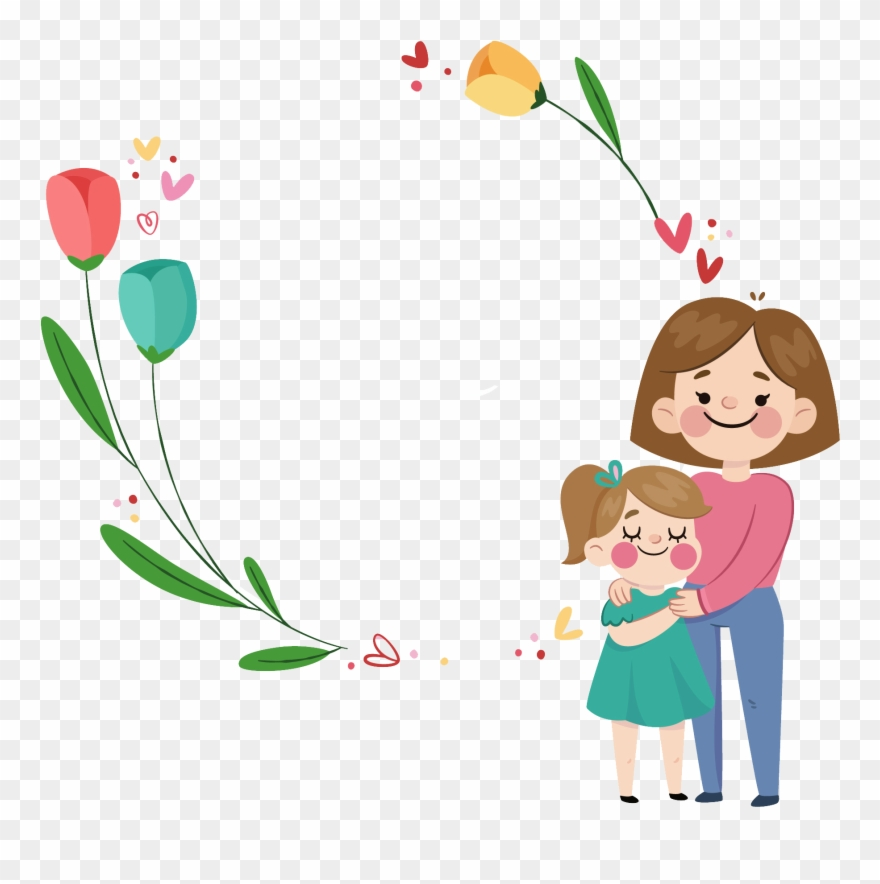 Happy Mother Day Png Clipart (#56816).