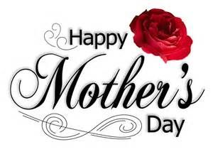 Mother\'s Day clip art.
