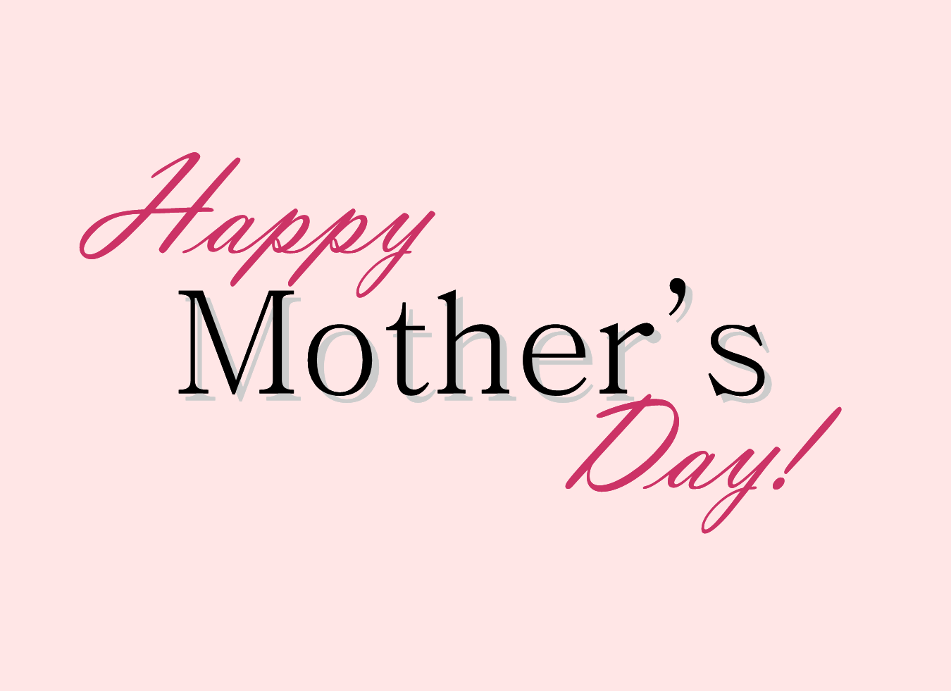 happy mothers day banner free clipart clipground