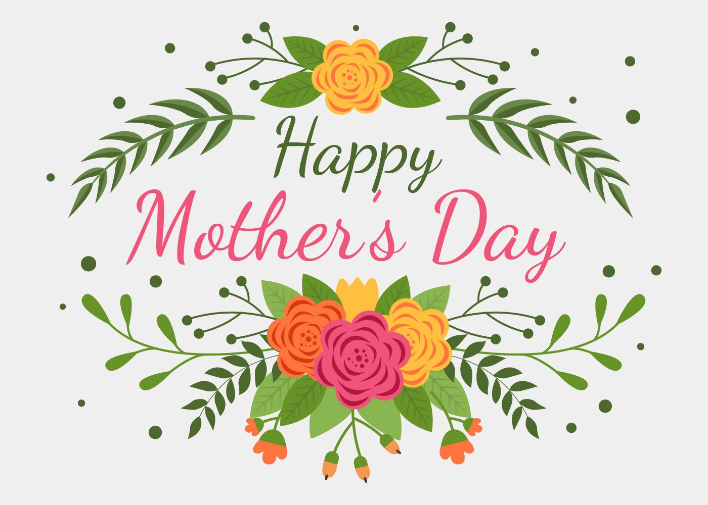 Happy Mother's Day Banner Vector. Choose from thousands of free.