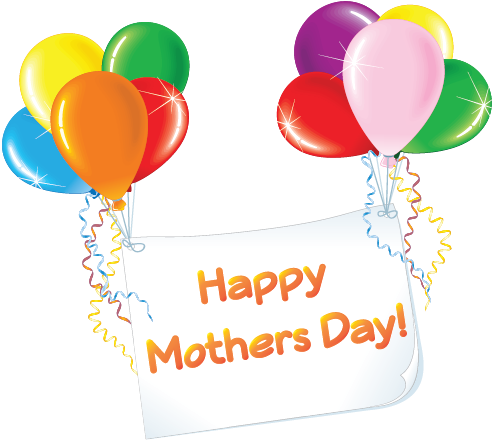 Free Mother's Day Clipart & Vector Graphics.