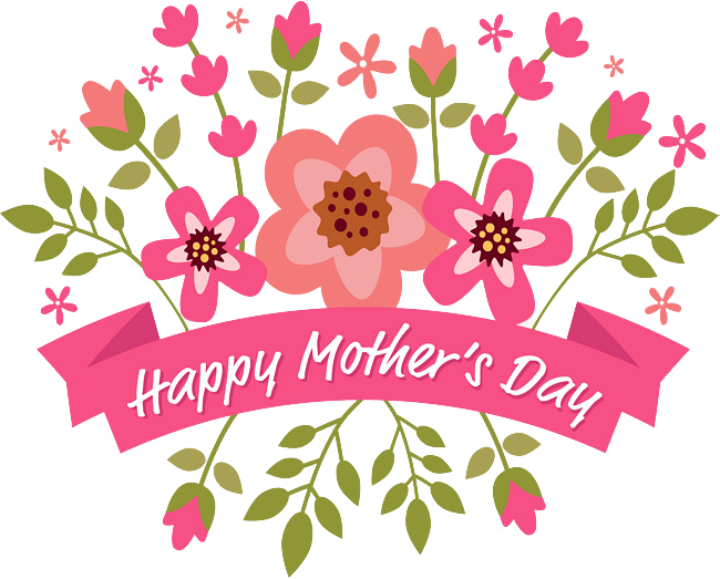 Happy Mothers Day Png Transparent.