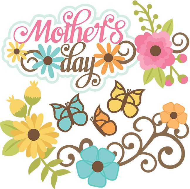 774 Mothers Day free clipart.