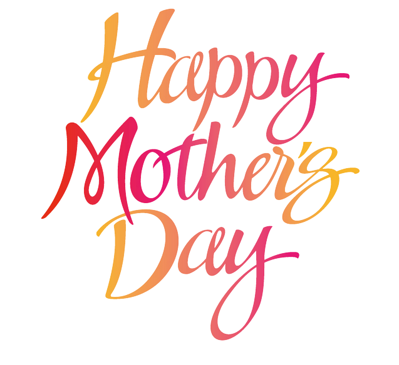 Mothers Day Gift Clip art.