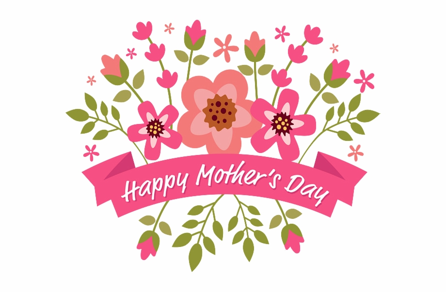 Happy Mother's Day Logos Png, Transparent Png Download For Free.