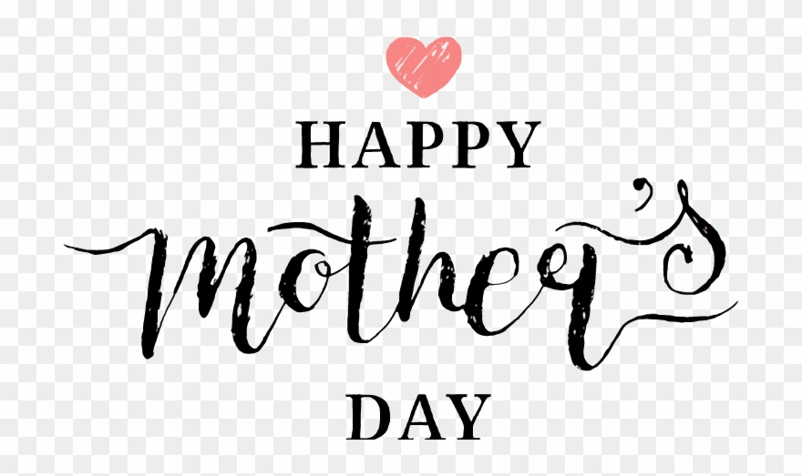 Happy Mother's Day Png Clipart (#965547).