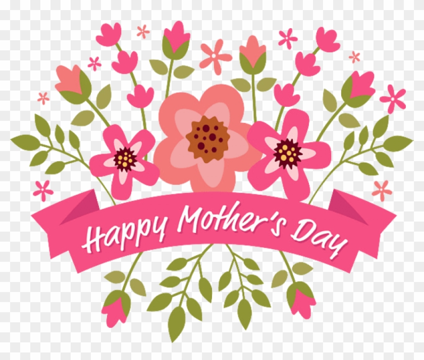 Happy Mothers Day Png, Transparent Png.
