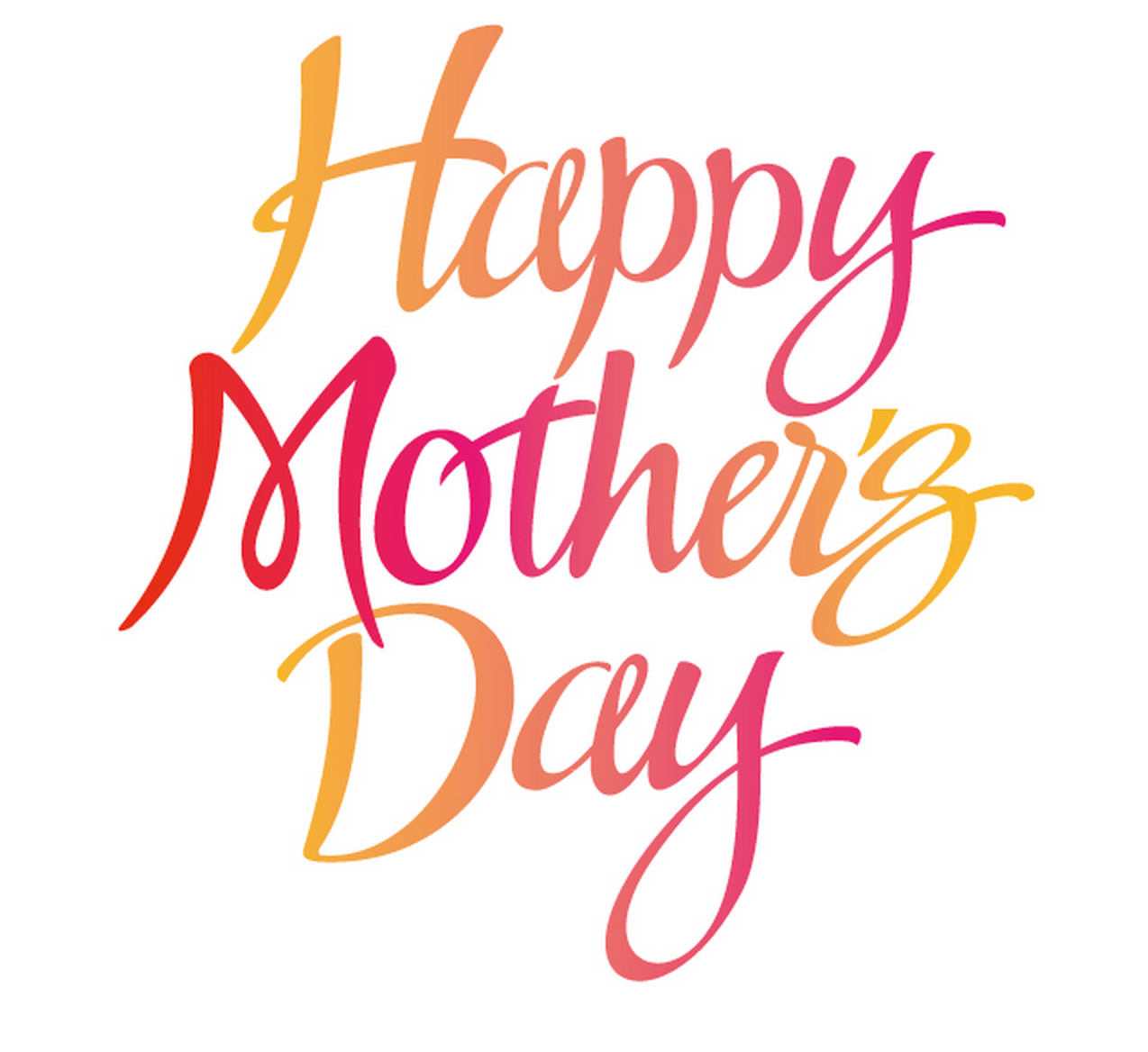 Happy Mothers Day Sign PNG Transparent Happy Mothers Day Sign.PNG.