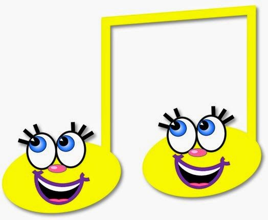 Happy Note Clipart.