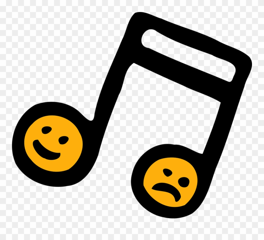 Happy Music Notes Clip Art Images Free.