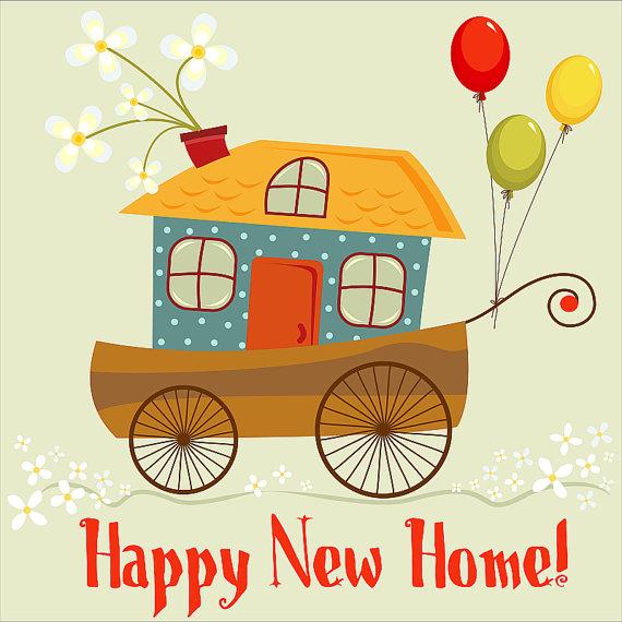New Home Clip Art & New Home Clip Art Clip Art Images.
