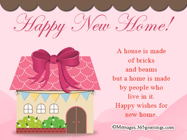 Happy New Home Clipart Clipground