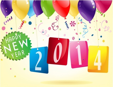 Happy new year banner clip art free vector download (223,285.