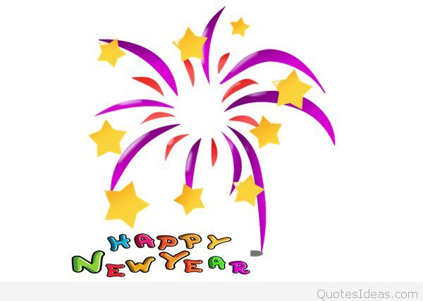 wishes clip art new year.