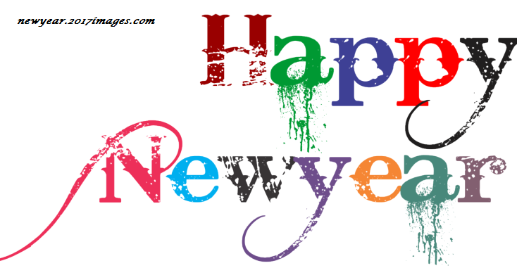 Happy New Year 2017 Greetings Cards, Wishes Images Free Download.