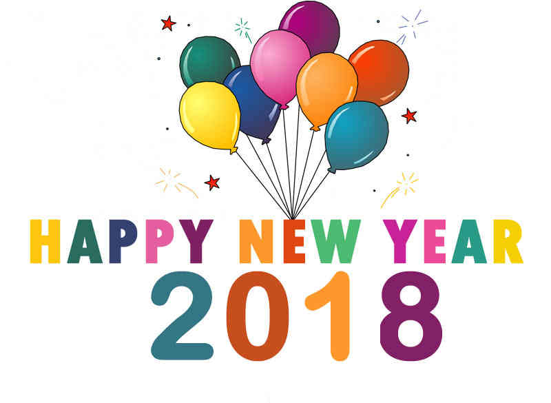 92+ Happy New Year Clipart.
