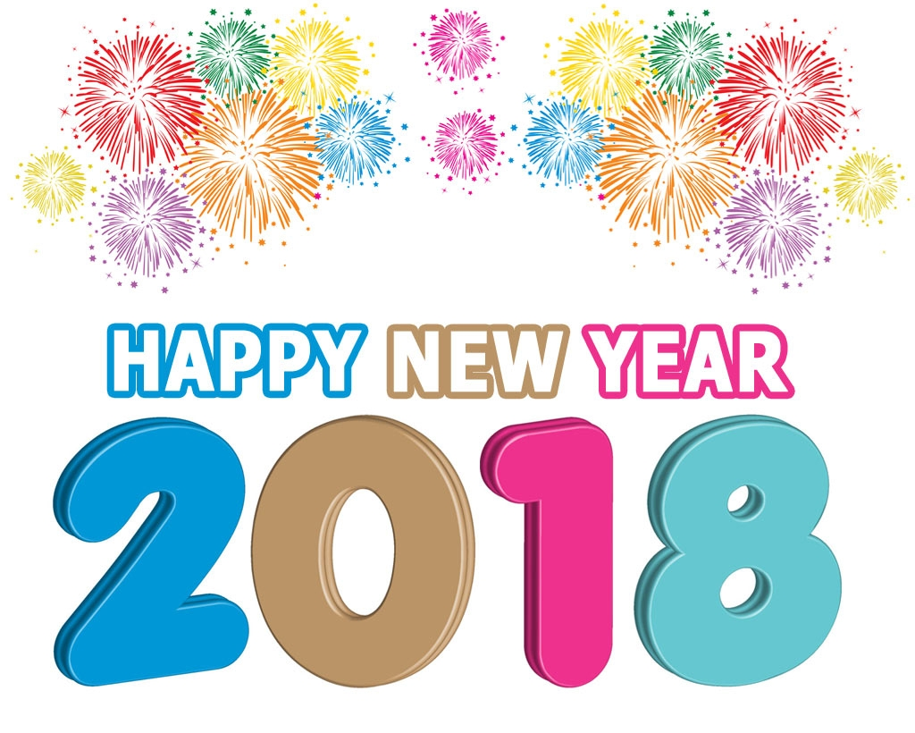 2018 clipart happy new years, Picture #209052 2018 clipart.