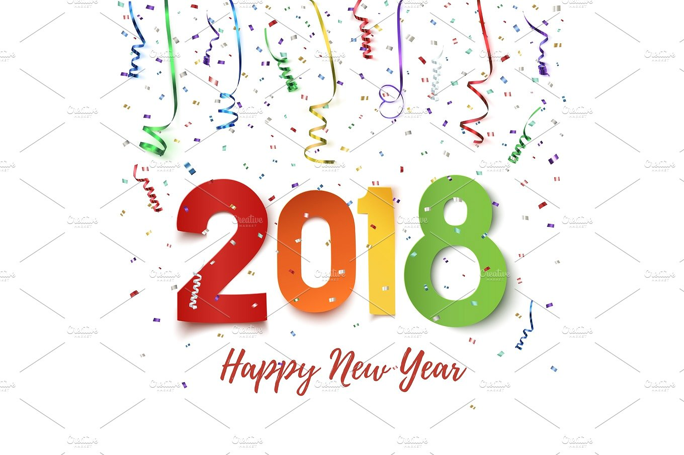 Happy New Year 2018 Png (100+ images in Collection) Page 3.