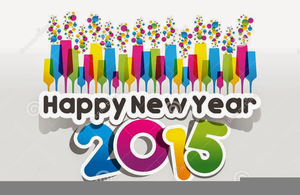 Free Christian Happy New Year Clipart.