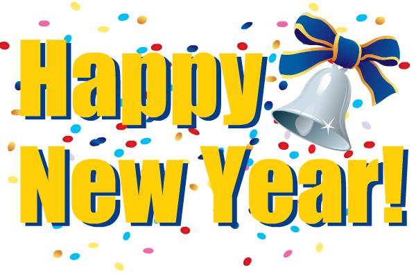 Happy New Year Free Clip Art & Happy New Year Clip Art Clip Art.