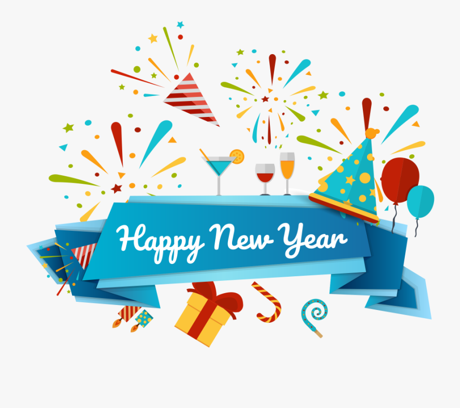 Happy New Year Png Image Free Download Searchpng.