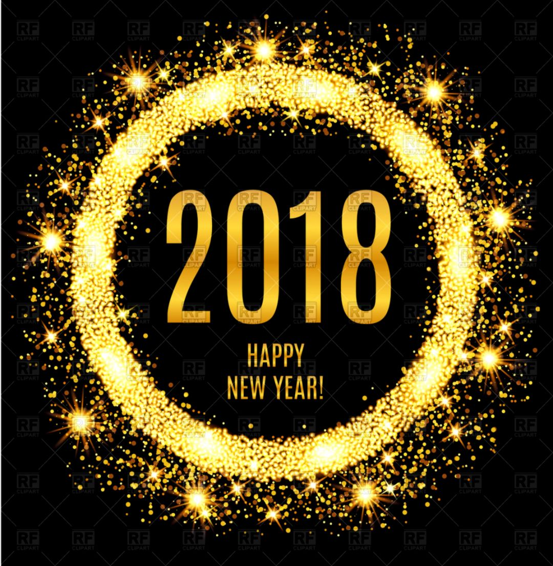 Free Happy New Year Clipart Images.