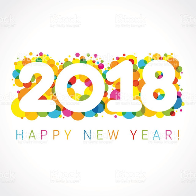 Most Popular Happy New Year Clipart 2018 Images With Difficult.