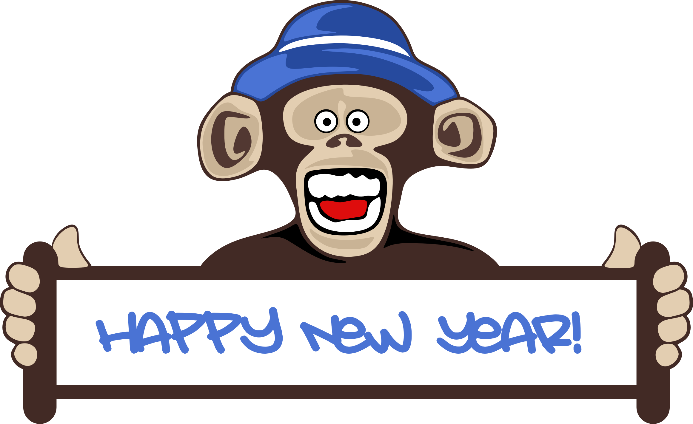Download Happy New Year 2019 Animated Cliparts.