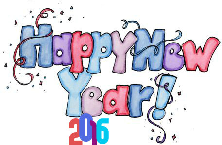 Happy New Year Clipart Free Download.