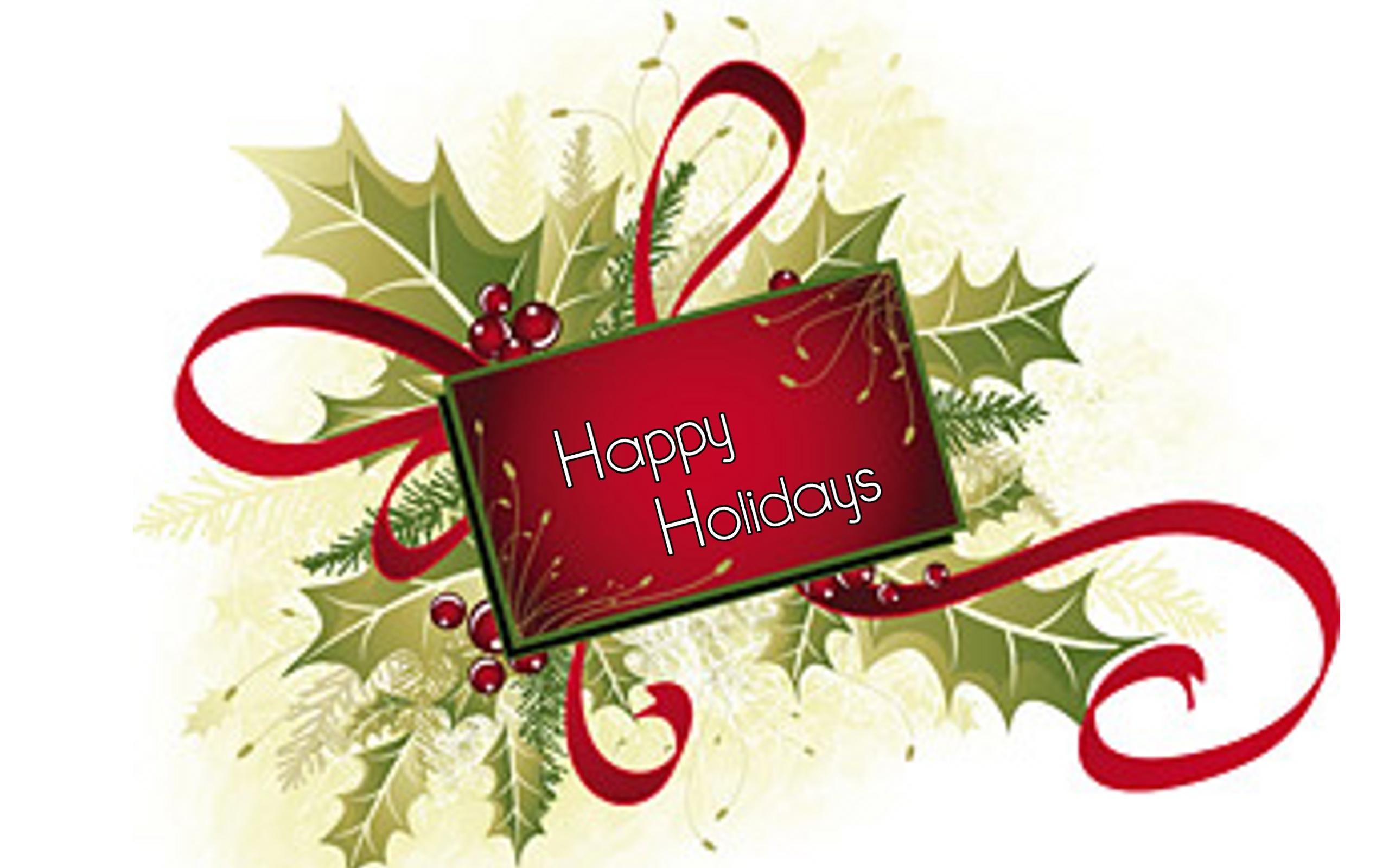 Happy holidays merry christmas and happy new year mybloggingdiary.