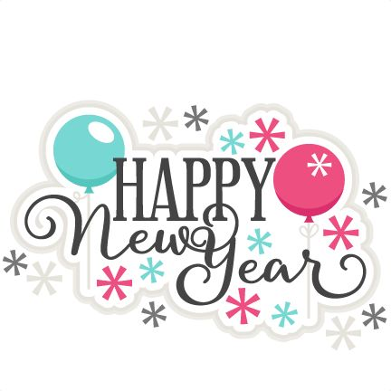 Happy new year the new year clipart ideas on greetings for.