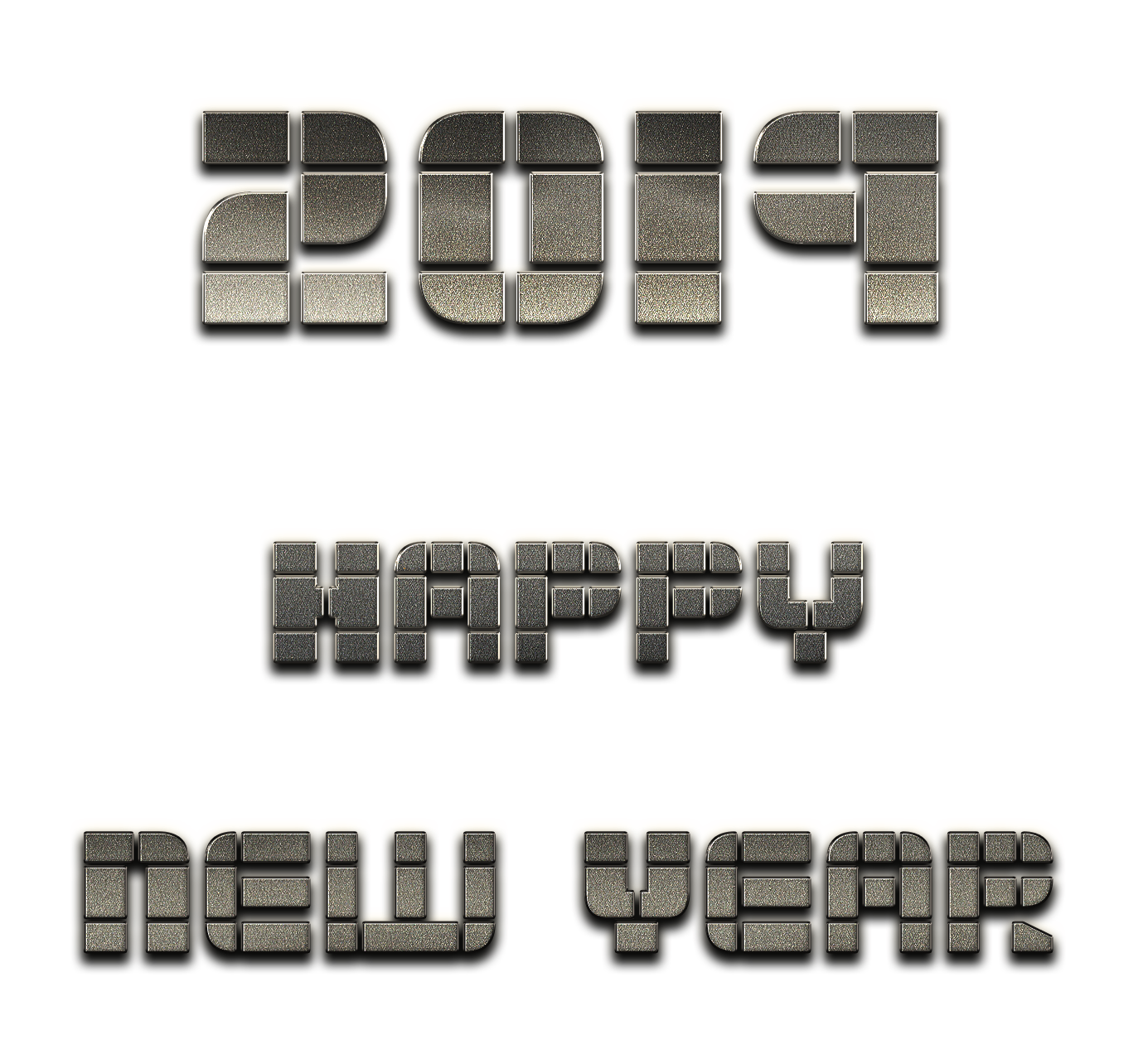 2019 Happy New Year PNG Free Download.