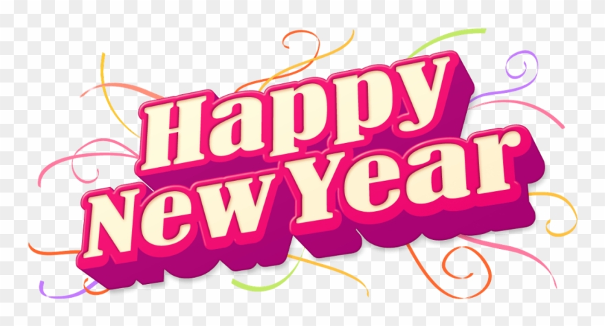 Happy New Year 2019 Png Clipart (#341911).