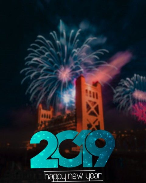 Pin by Oye Be Smartest on Happy New Year 2019 Editing Background in.