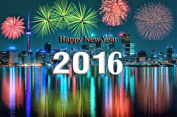 14+ New Year Images & Backgrounds.