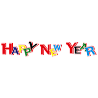 Download Happy New Year Free PNG photo images and clipart.