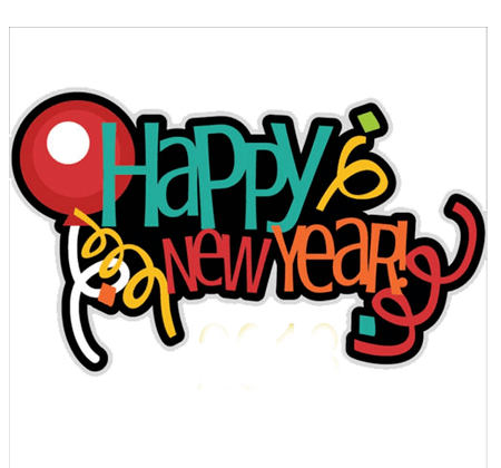 Happy New Year Stickers for whatsapp.