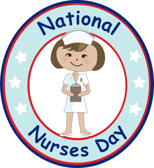 Grab This Clip Art For National Nurses Day.