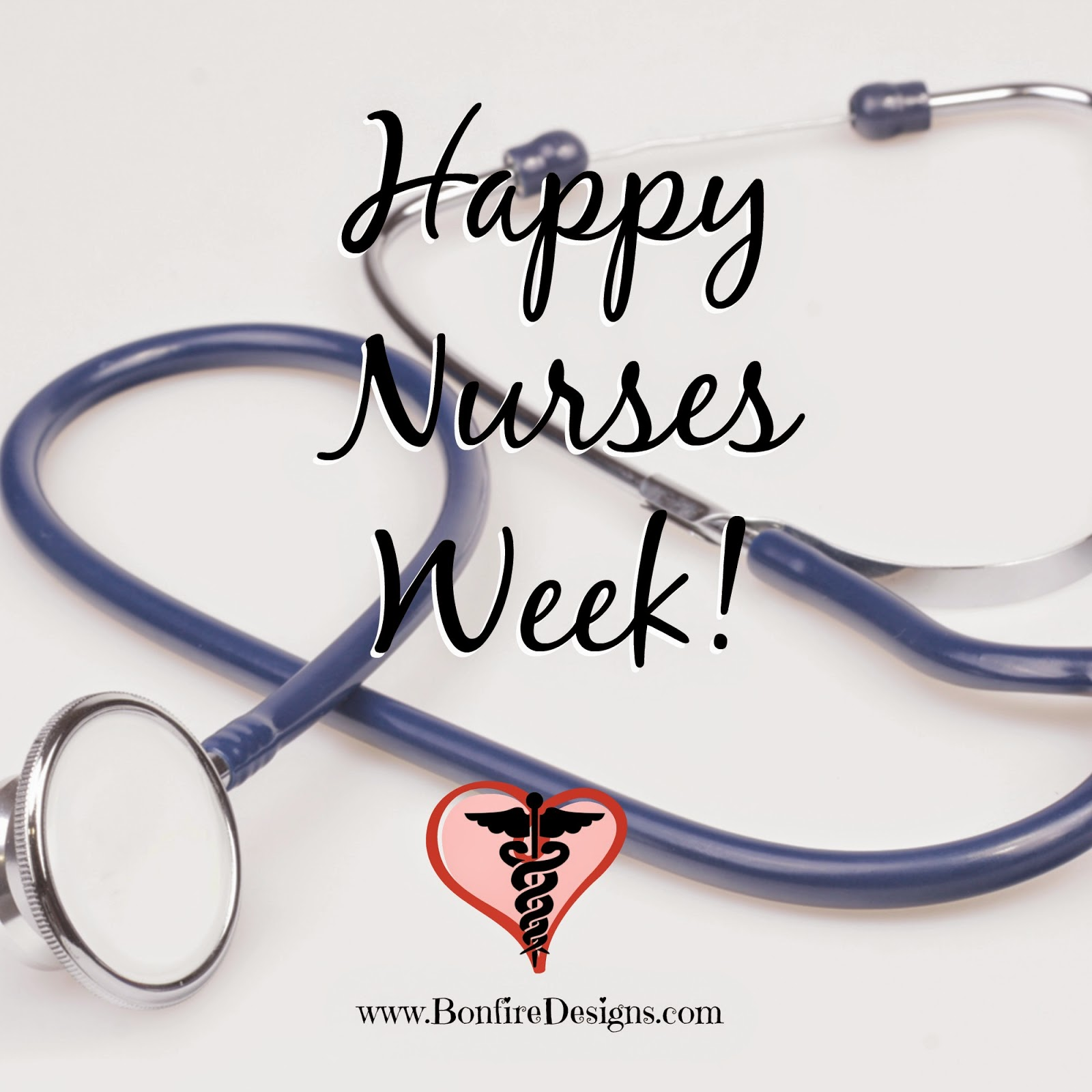 Happy Nurses Week Clip Art N5 free image.